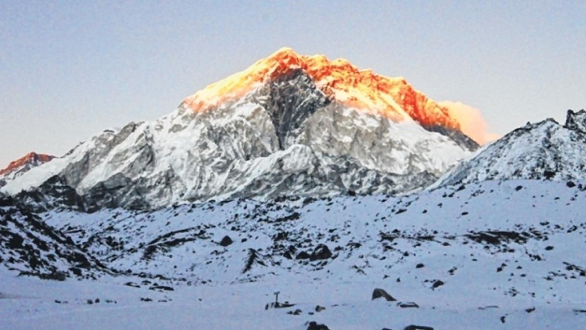 Bhopal: Ex-MLA and mountaineer Parul Sahu scales Jagatsukh peak
