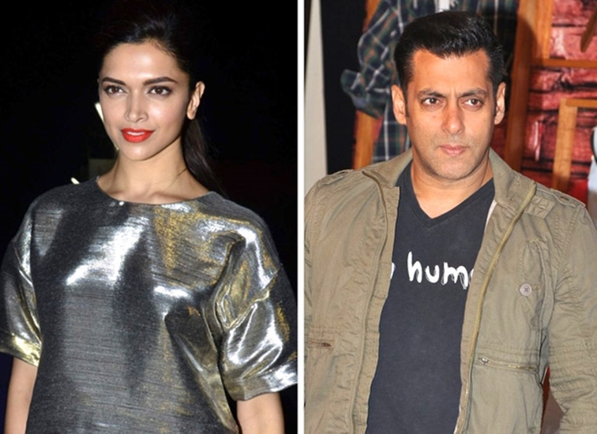Find out why Deepika Padukone and Salman Khan are unlikely to work together