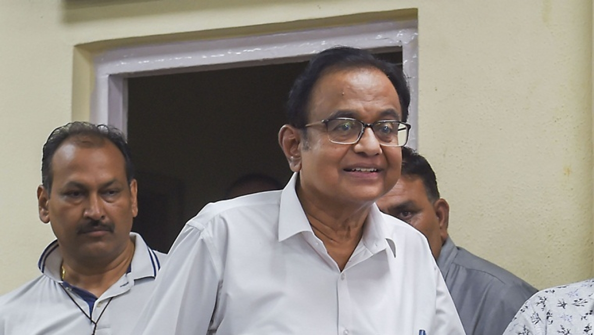 P Chidambaram to be produced before special CBI court today