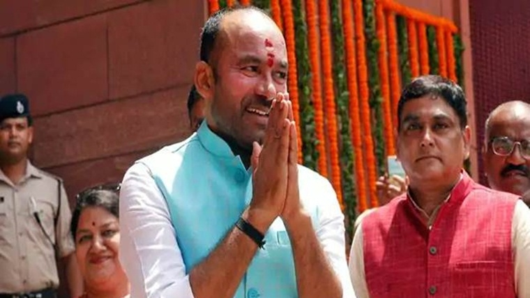 Section 144 to be lifted in Jammu and Kashmir within week: MoS Home Kishan Reddy