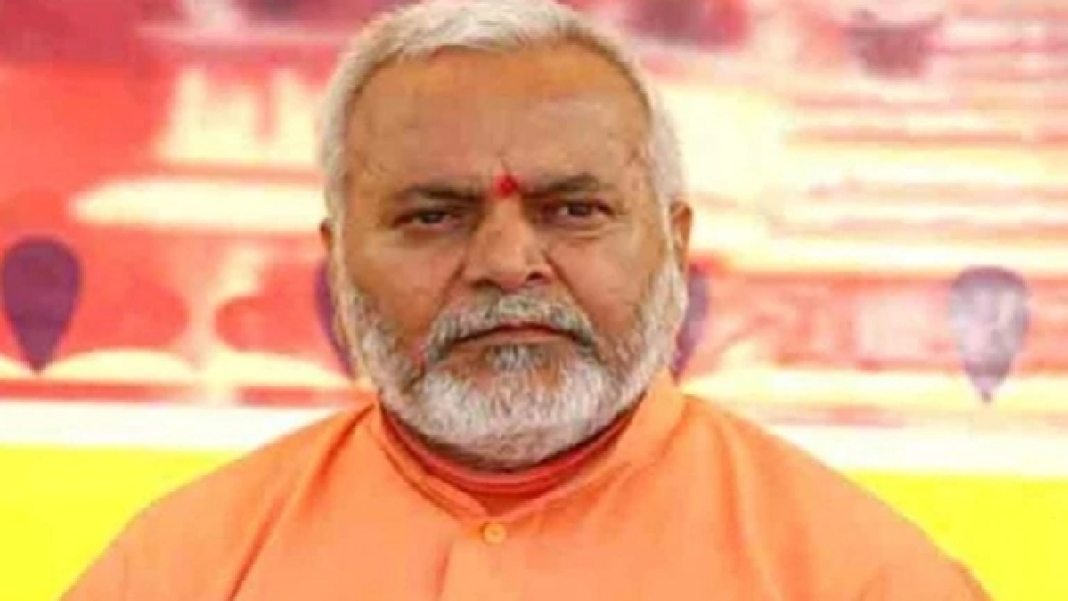 Former Union Minister and BJP leader Swami Chinmayanand