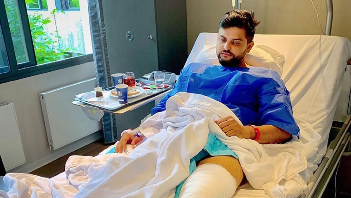 Second knee surgery was a tough call to make, says Suresh Raina