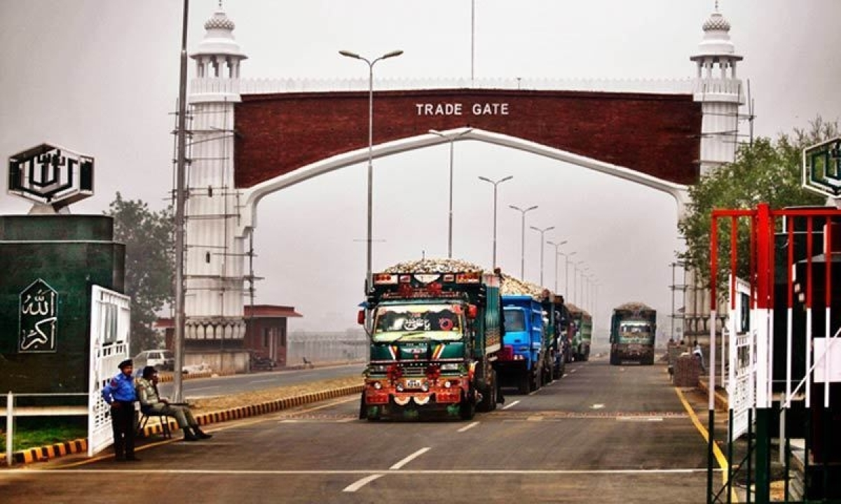 Pakistan rules out access to Afghanistan via Wagah border for transportation of Indian goods