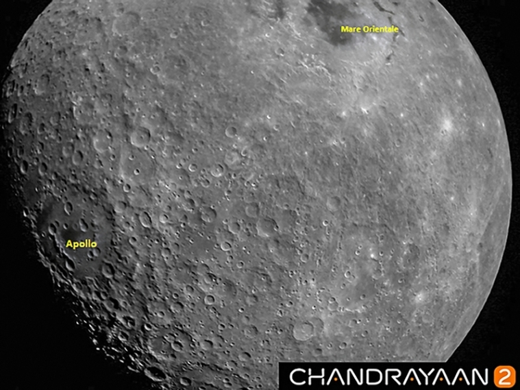 Chandrayaan 2 captures first image of moon