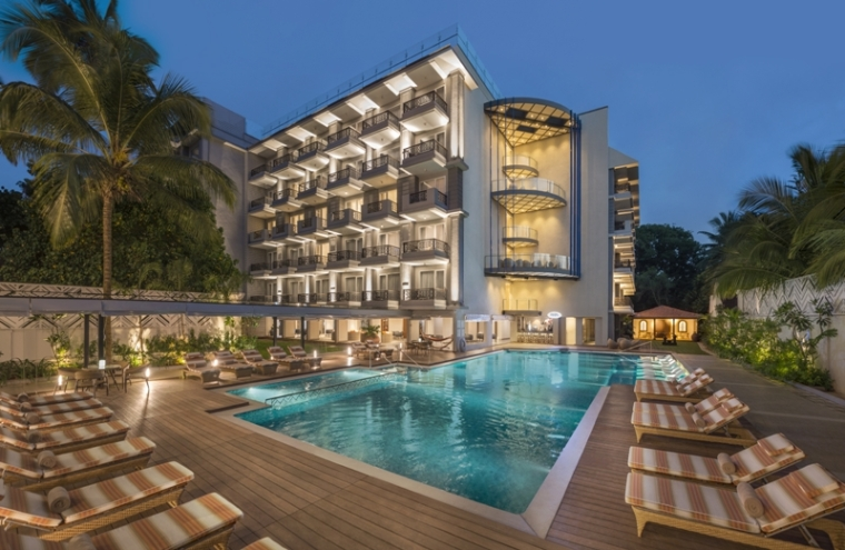 Le Meridien Goa completes two years of operations