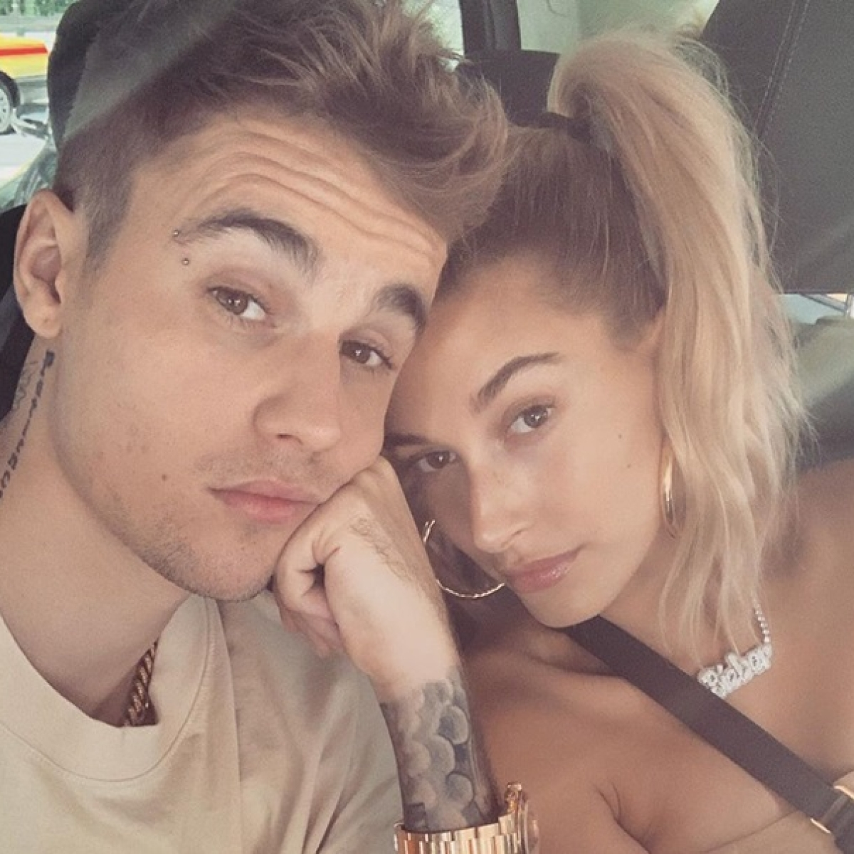 """Hailey and Justin Bieber plan for a """"small"""" fall wedding"""