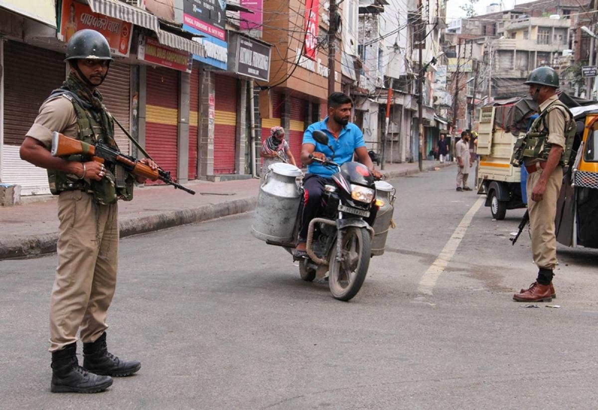 Landline services in 17 exchanges of Kashmir restored, over 50,000 lines now operational