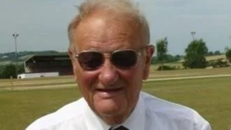 Veteran cricket umpire dies weeks after being hit by ball during a match