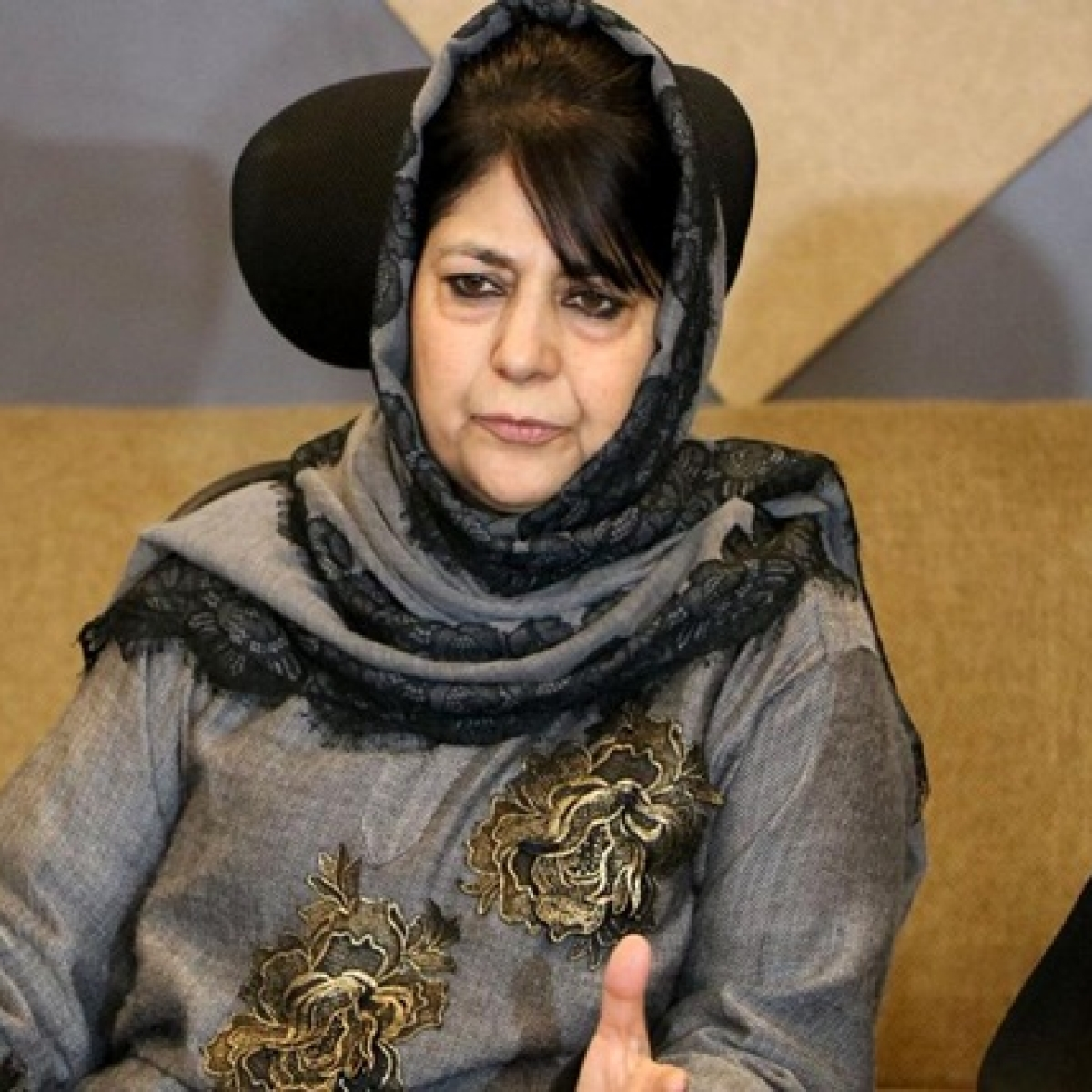 Article 370: Mehbooba Mufti's daughter moves SC against detention of her mother
