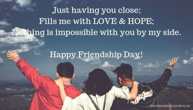 International Friendship Day 2019: Wishes, messages, images