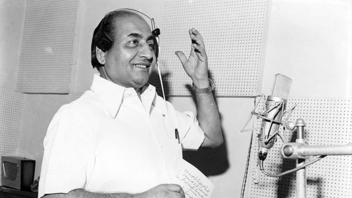 Mohammed Rafi Birth Anniversary: Lesser known facts about the legendary singer