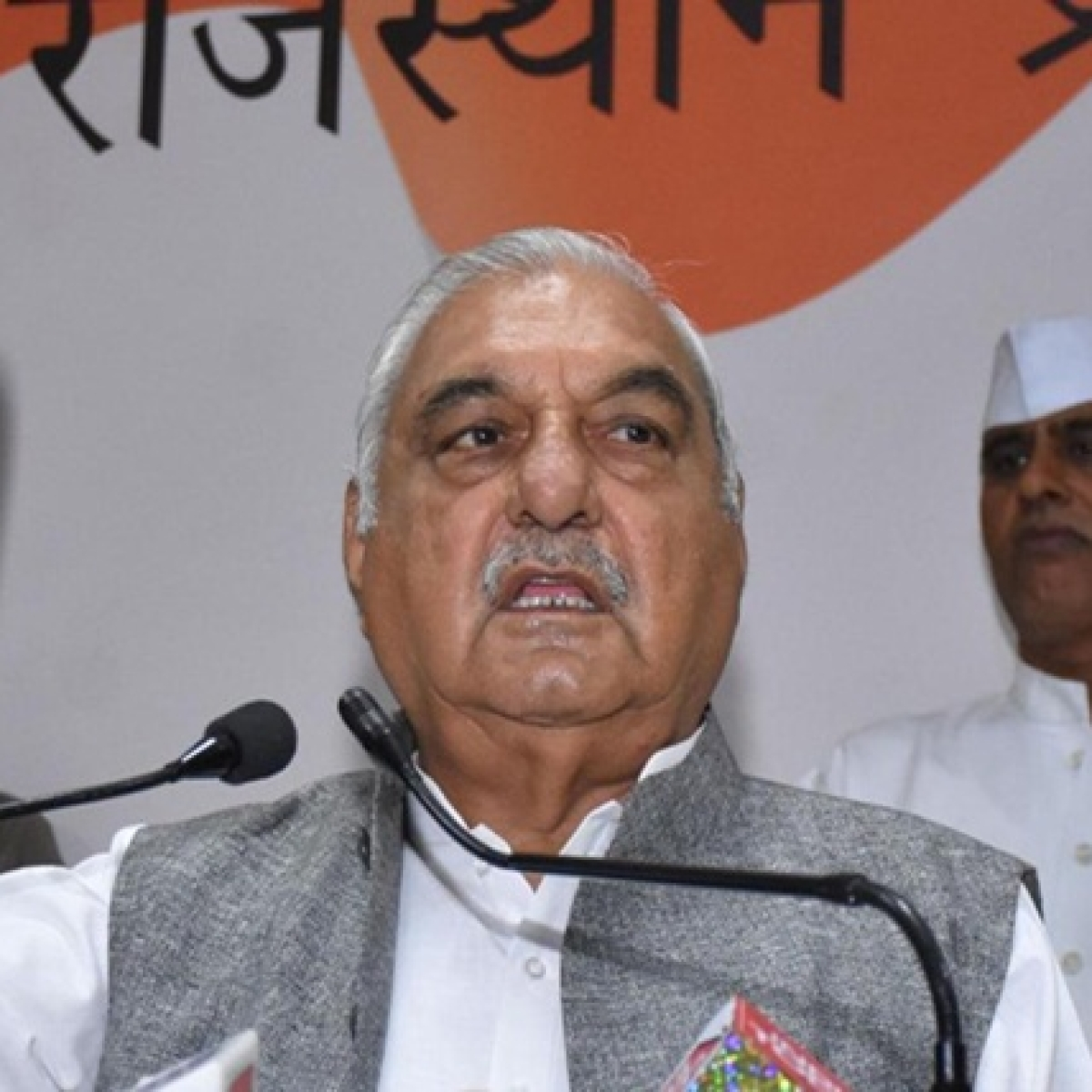 Two-time Congress CM Bhupinder Singh Hooda to file nomination today