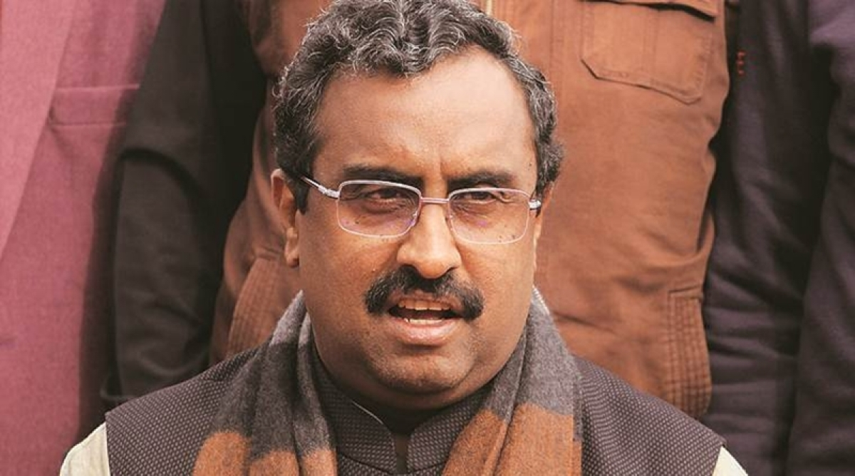 Decision on 35A to be taken at appropriate level: Ram Madhav