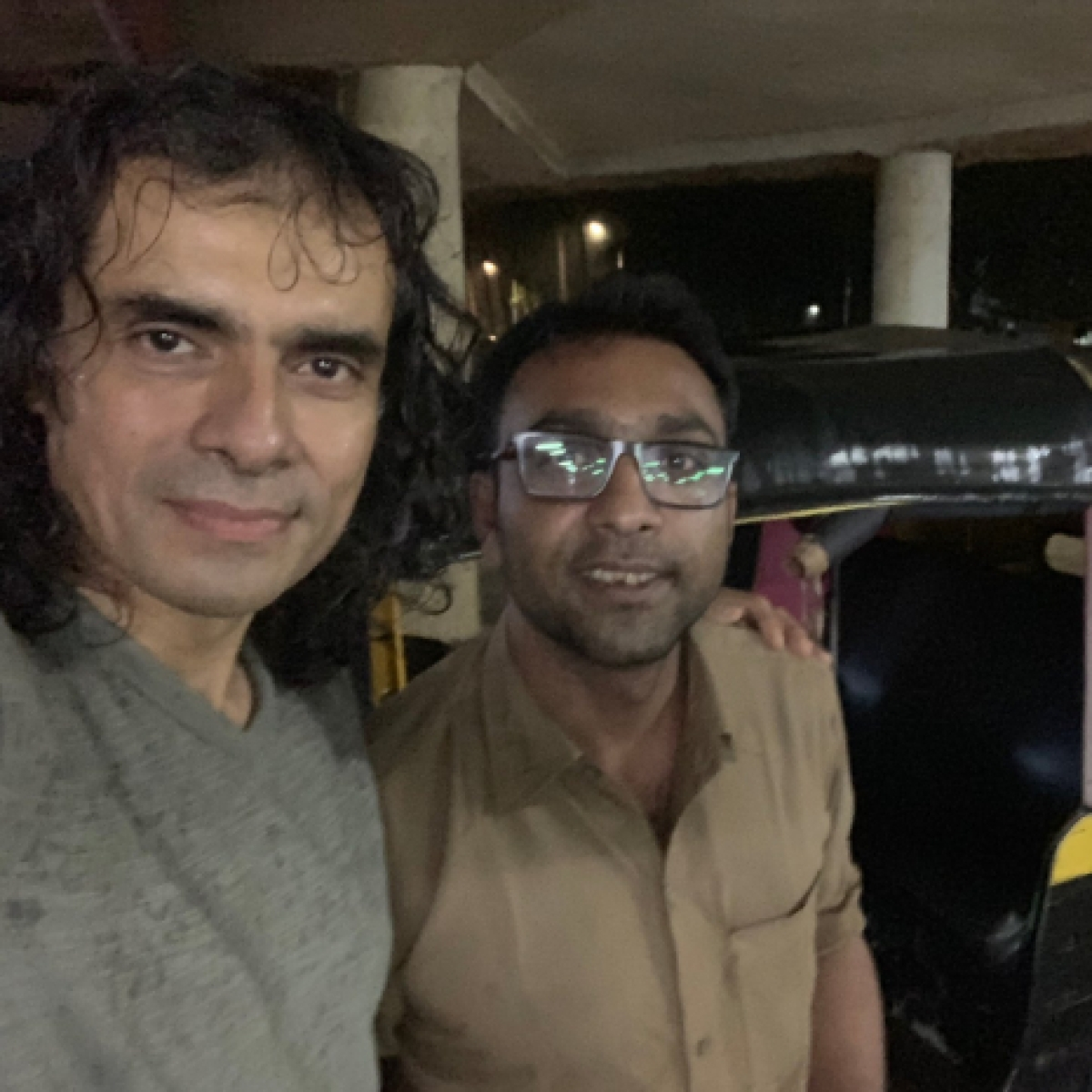 Imtiaz Ali shares his monsoon tale with an auto-rickshaw driver who gave him free ride during Mumbai Rains