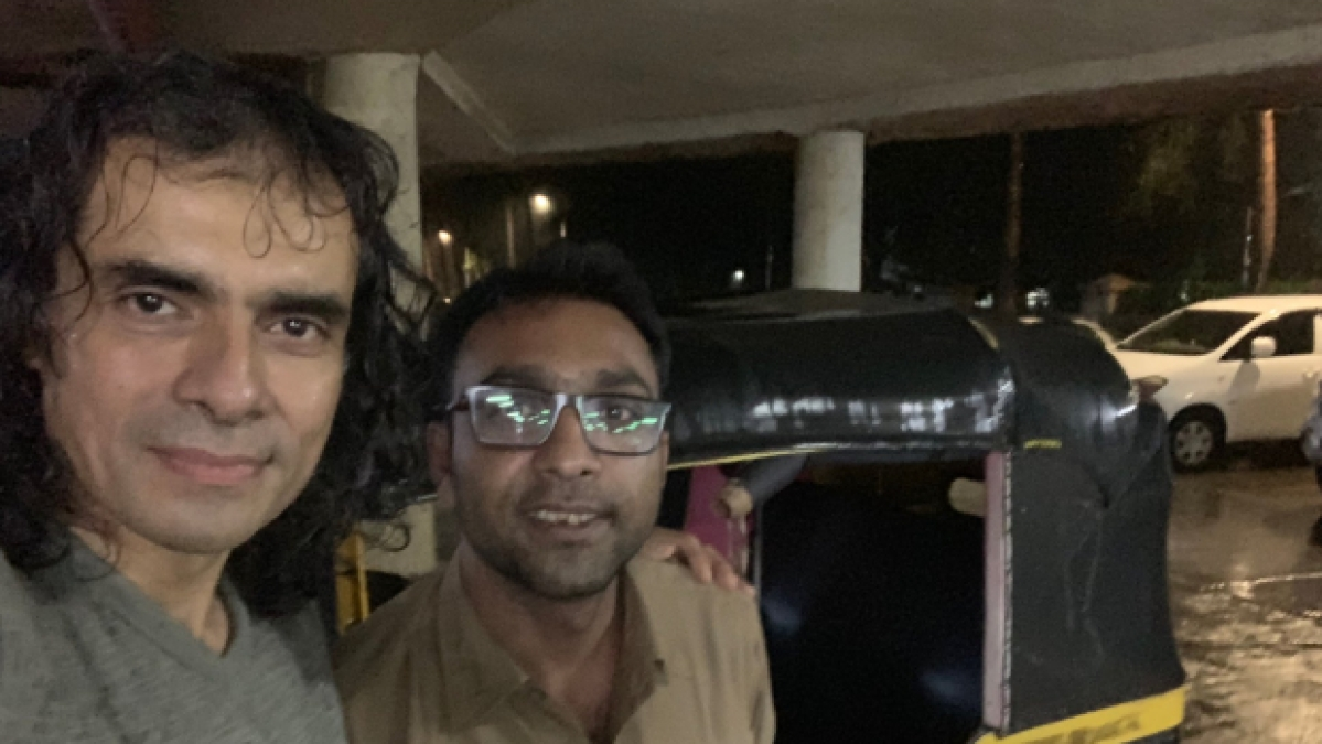 Imtiaz Ali shares his monsoon tale with an auto-rickshaw driver who gave him free ride during Mumbai Rains