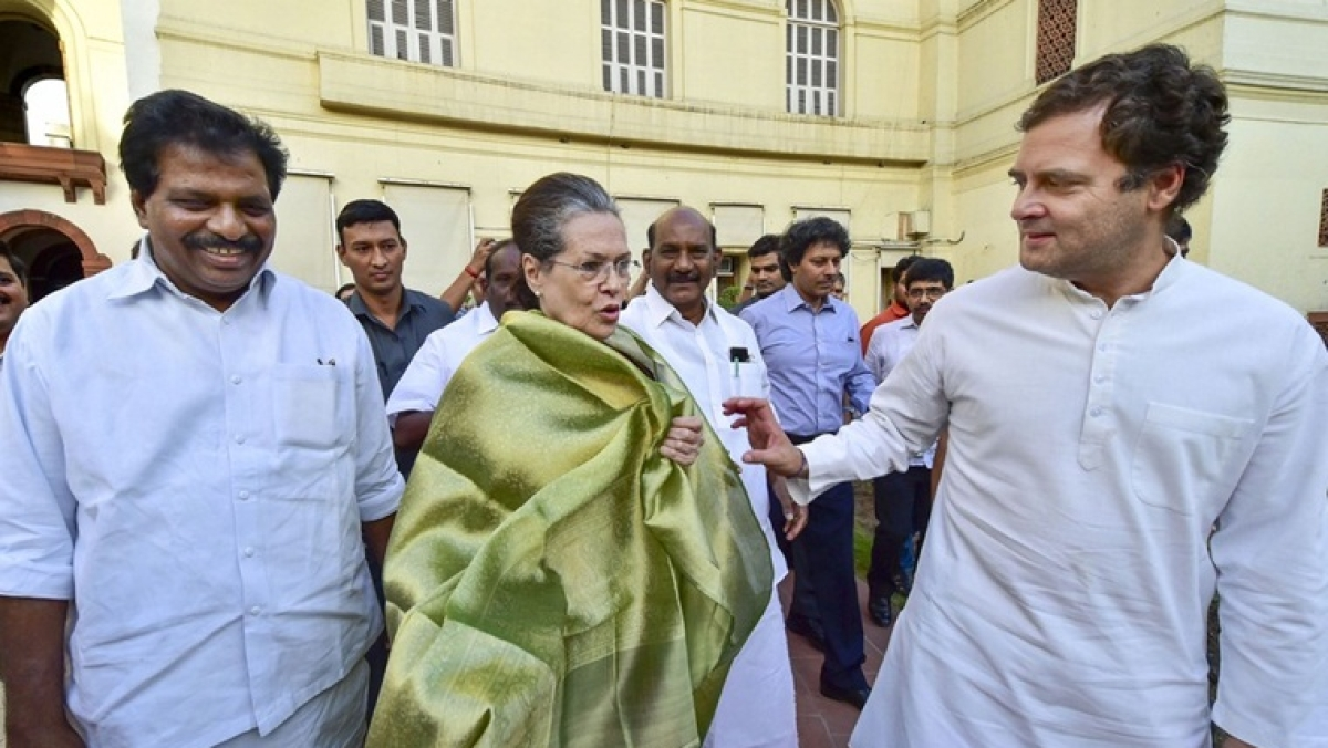 Sonia Gandhi: Congress' saviour-in-chief in times of trouble