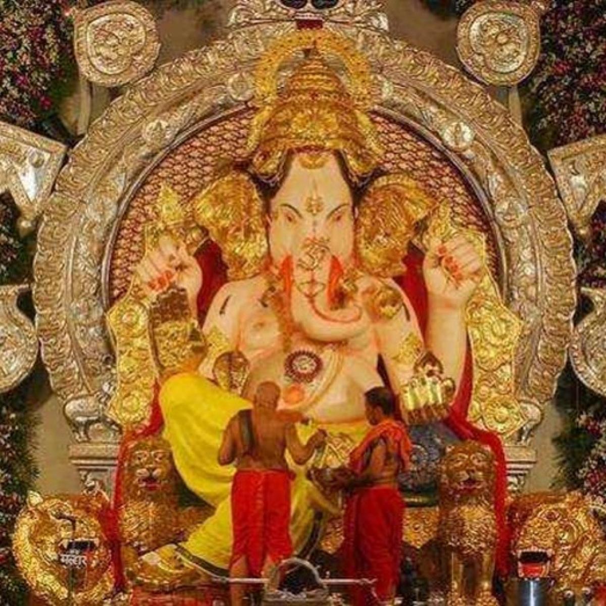 Ganesh Chaturthi 2019: GSB Seva Mandal takes insurance cover of Rs 266.65 crore