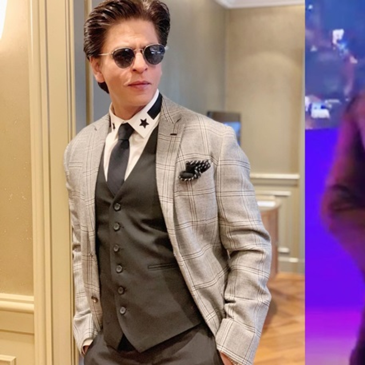 Watch Shah Rukh Khan twerk to 'Apna Time Aayega' with special kids in Melbourne