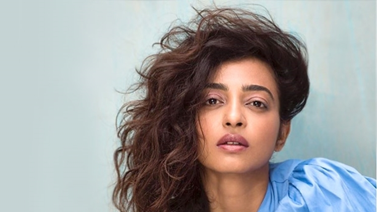 Radhika Apte ditches her fear of being dropped in the middle of an ocean