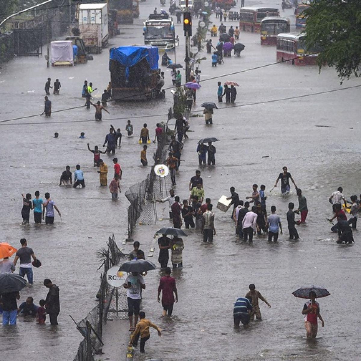 Shiv Sena blames encroachments along river banks for waterlogging in Mumbai, Thane