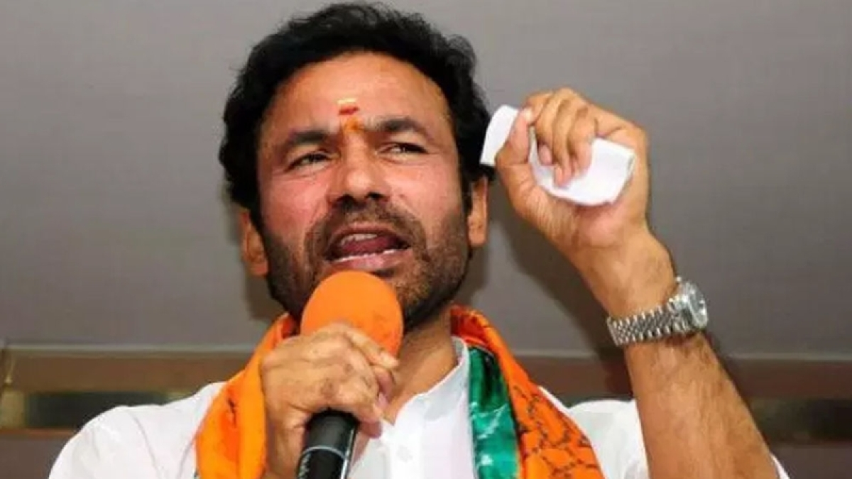 Tricolour to be hoisted in every Panchayat of Jammu-Kashmir on Independence-Day: G Kishan Reddy