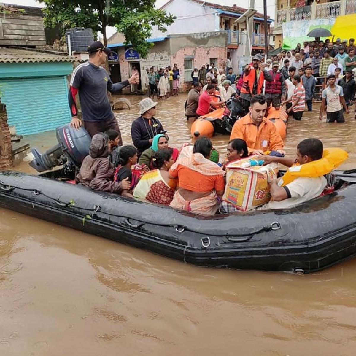 Heavy rain likely in flood-hit Kolhapur and Satara today: IMD