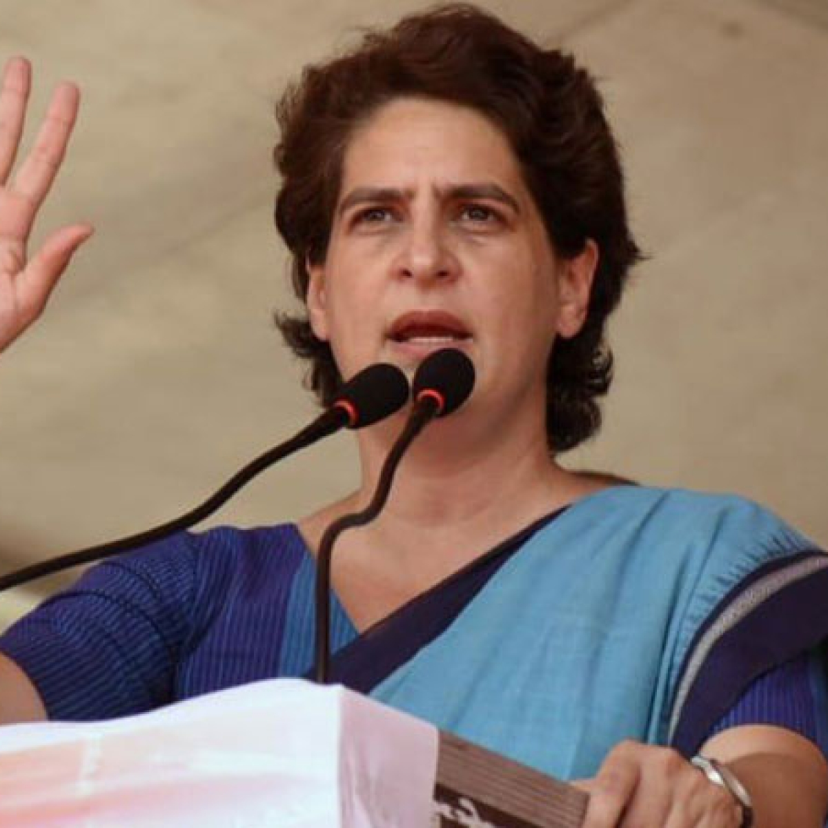 Priyanka Gandhi demands CBI probe in Vikas Dubey case after gangster arrested in MP's Ujjain