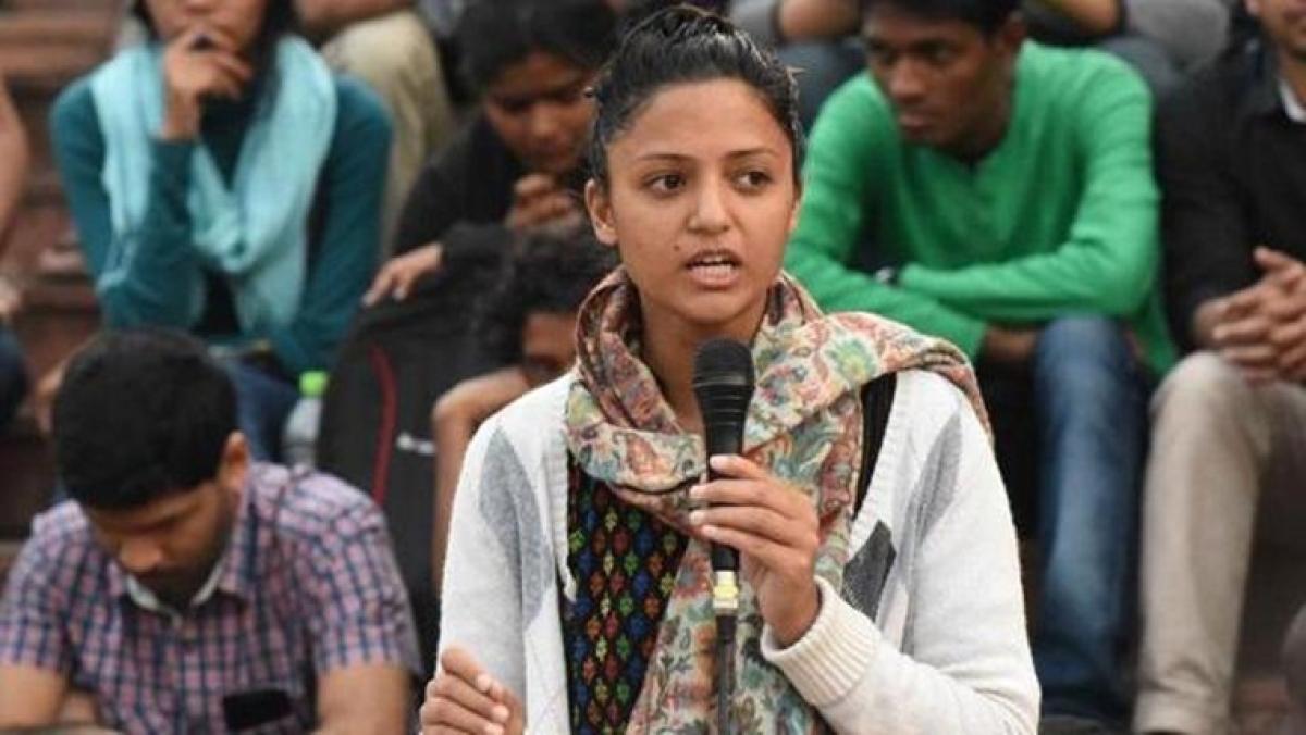 #ArrestShehlaRashid trends on Twitter after Army slams Shehla Rashid's 'baseless' allegations on Kashmir situation