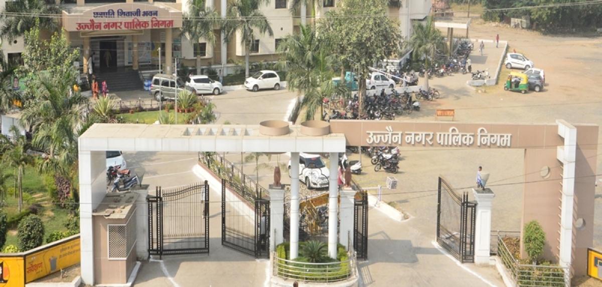 Ujjain: Municipal commissioner reviews construction work
