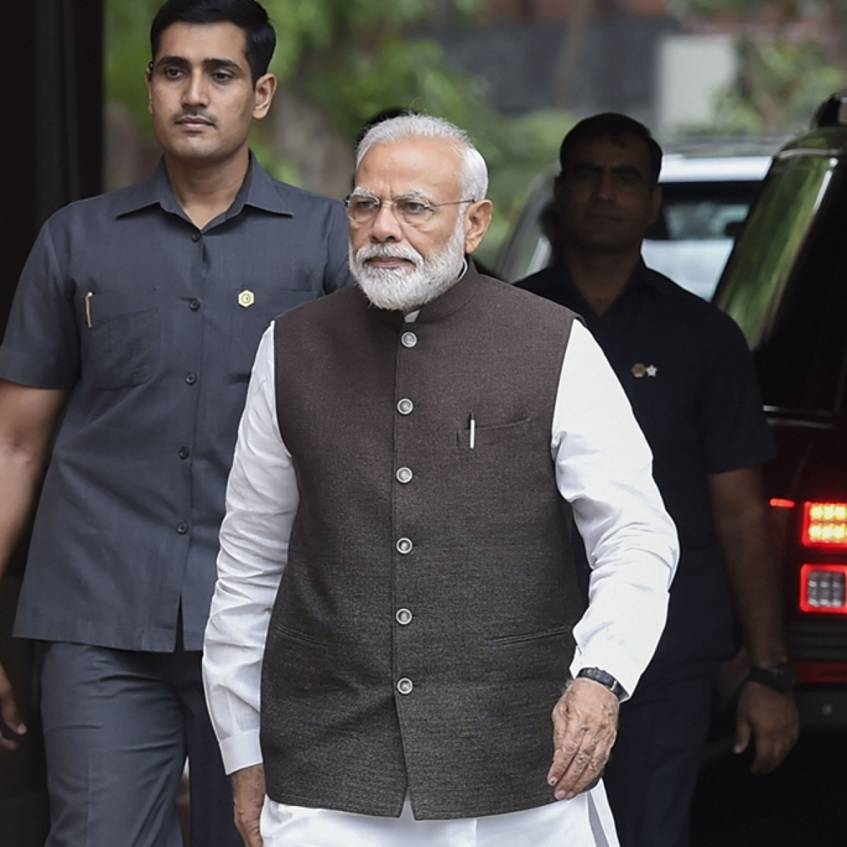 Loot & corruption reined in: PM Modi