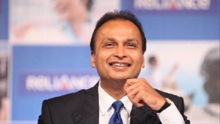 Anil Ambani-led Reliance Capital posts four-fold jump in Q1 profit at Rs 1,218 crore