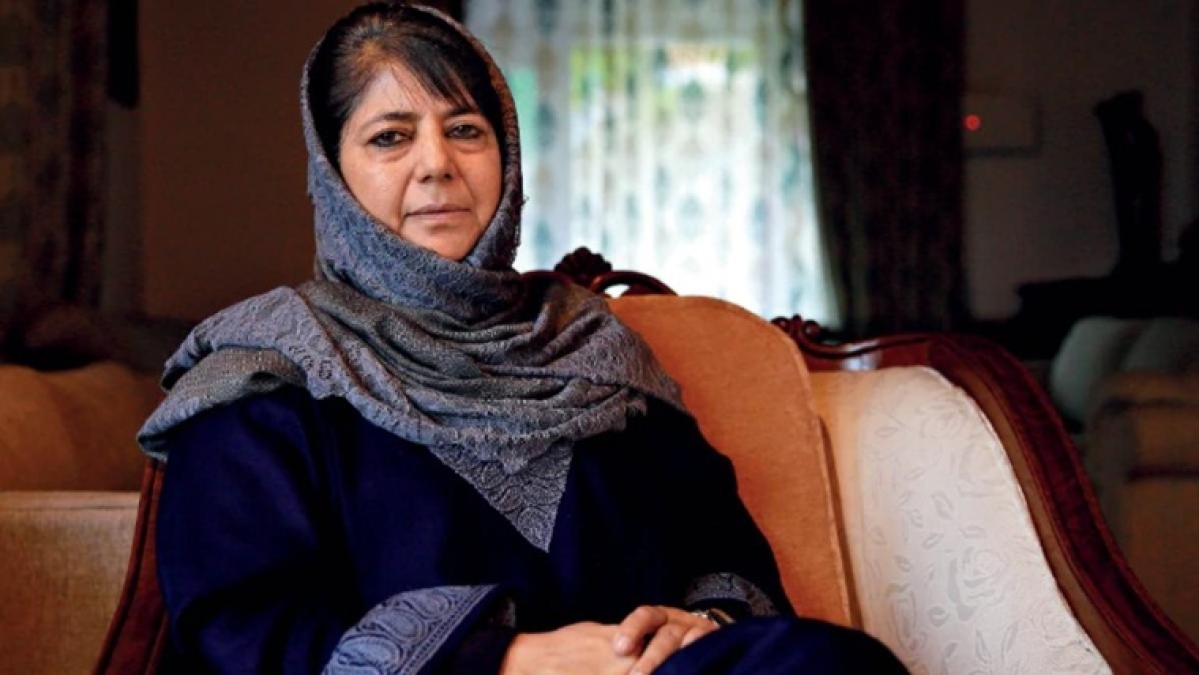 'Daddy's girl...': Mehbooba Mufti's PSA dossier reads like a bad fanfic