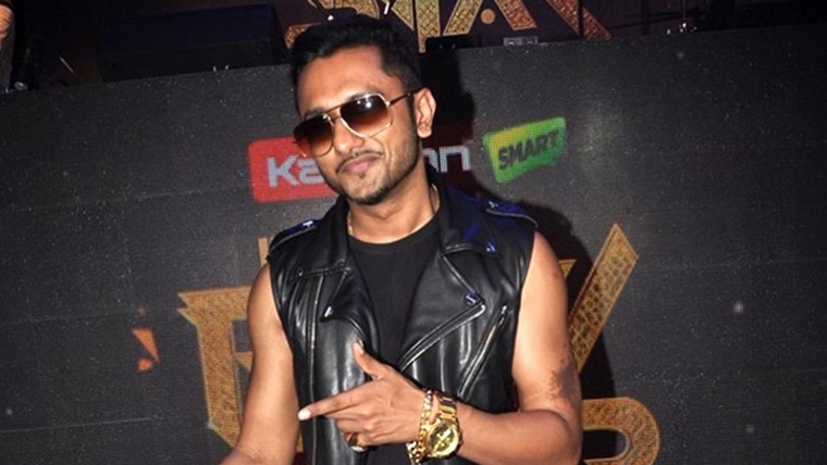 Non-bailable arrest warrant issued against Honey Singh for an old song 'Hum Hain Balaaktari'