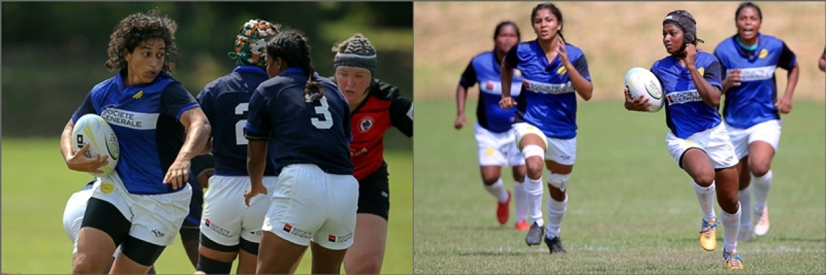 How women's rugby is gaining ground in India