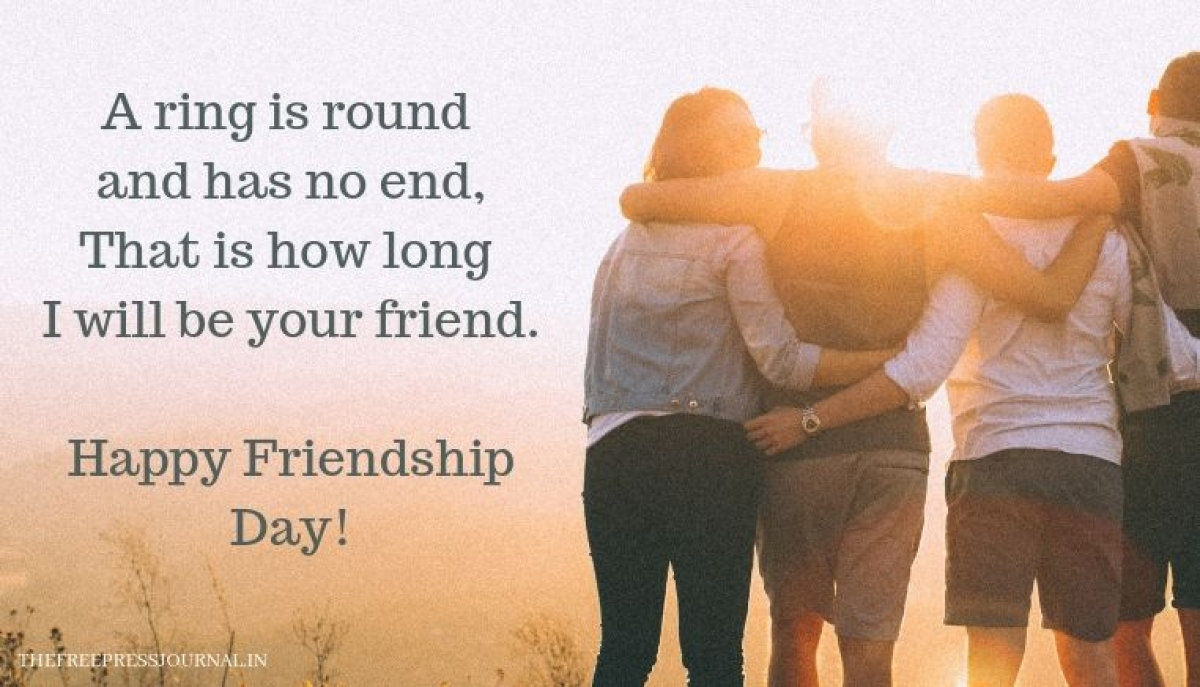International Friendship Day 2019: Wishes, messages, images to share on WhatsApp, Facebook, SMS, and Instagram