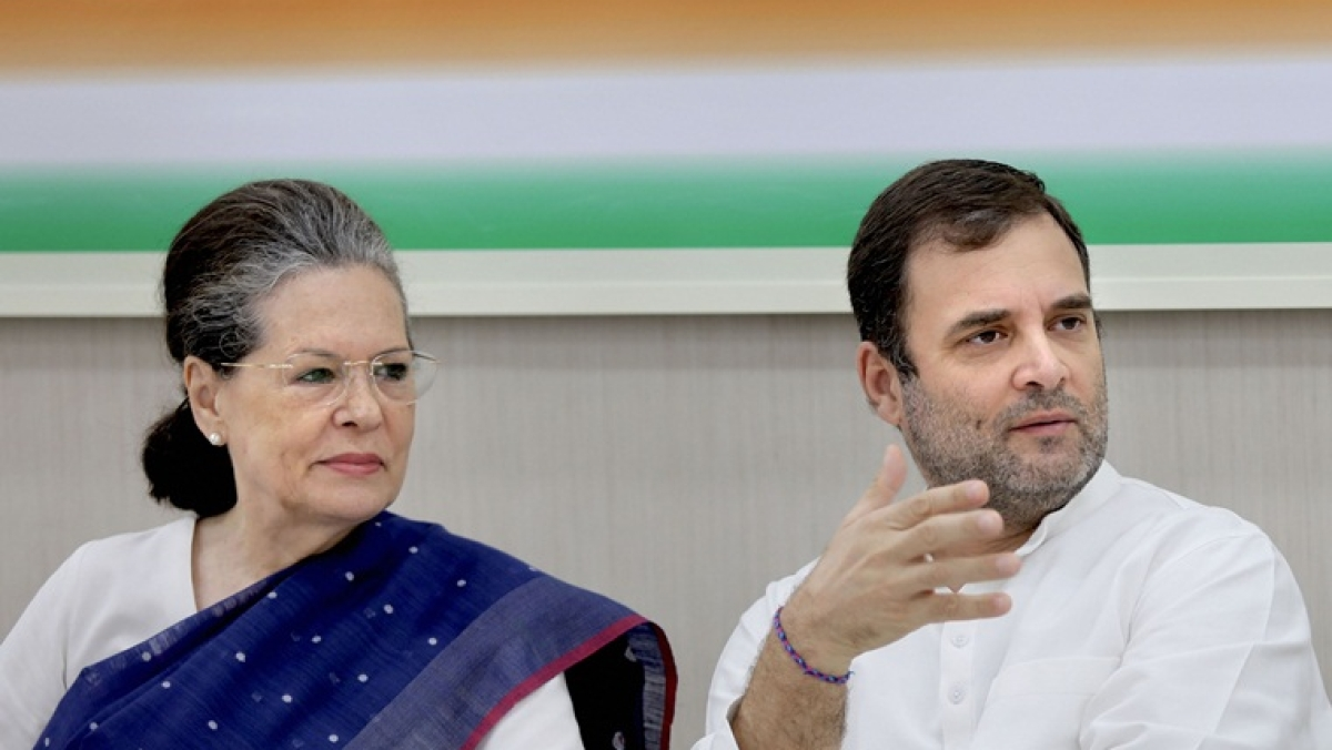 Sonia Gandhi appointed interim Congress chief, after Rahul declines to take back resignation