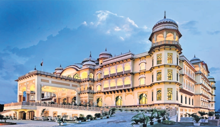 Noor Mahal in Karnal is perfect for a dream destination wedding