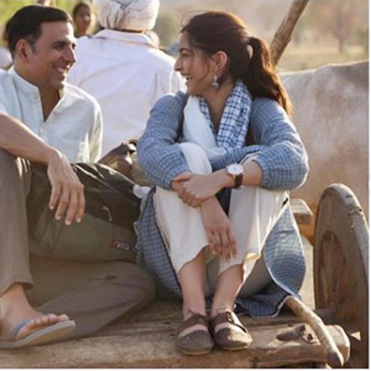 Truly humbling: Sonam Kapoor on National Award for 'PadMan'
