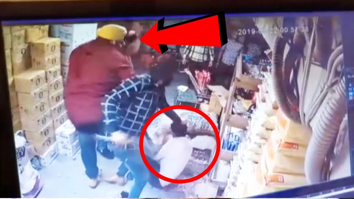 Shocking: Man Mercilessly Beaten Up In Delhi's Punjabi Bagh Following Road Rage Incident
