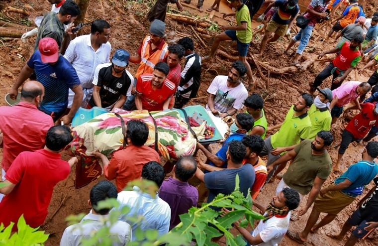 13 bodies recovered in Kerala