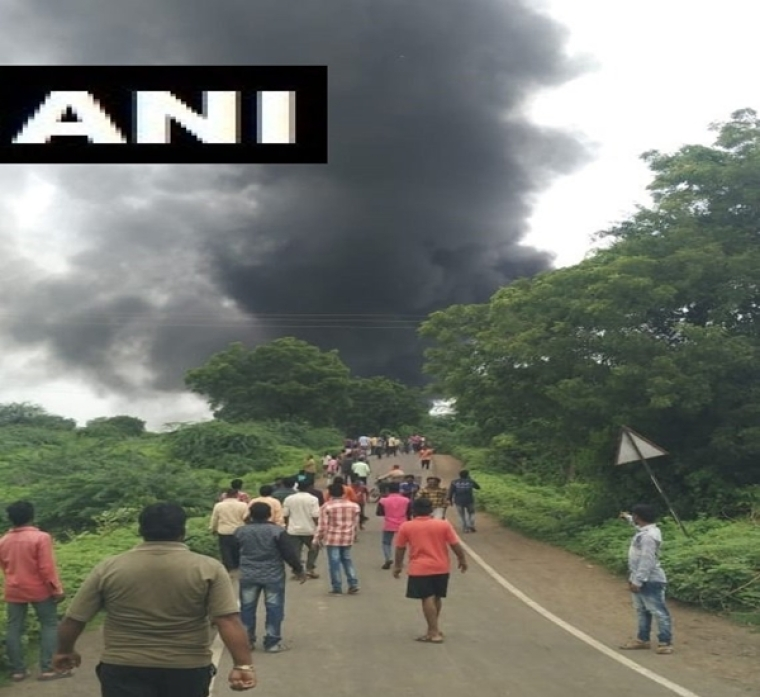 Eight feared killed in explosions at Maharashtra chemical unit