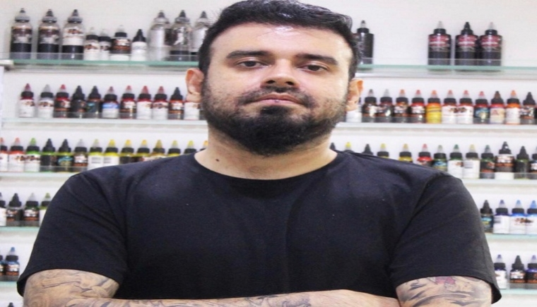 Delhi's Tattoo Artist Lokesh Verma Becomes The First Asian To Teach In An Italian Tattoo University