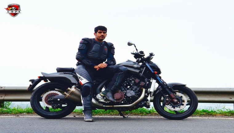 Manish Kataria the guy with the most covet motor vehicle collections