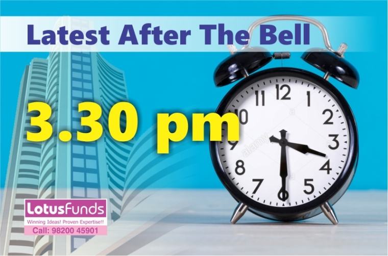 LATEST AFTER THE BELL: 13th August 2019 Nifty (-183, 10925): *Market plunges on weak global cues *