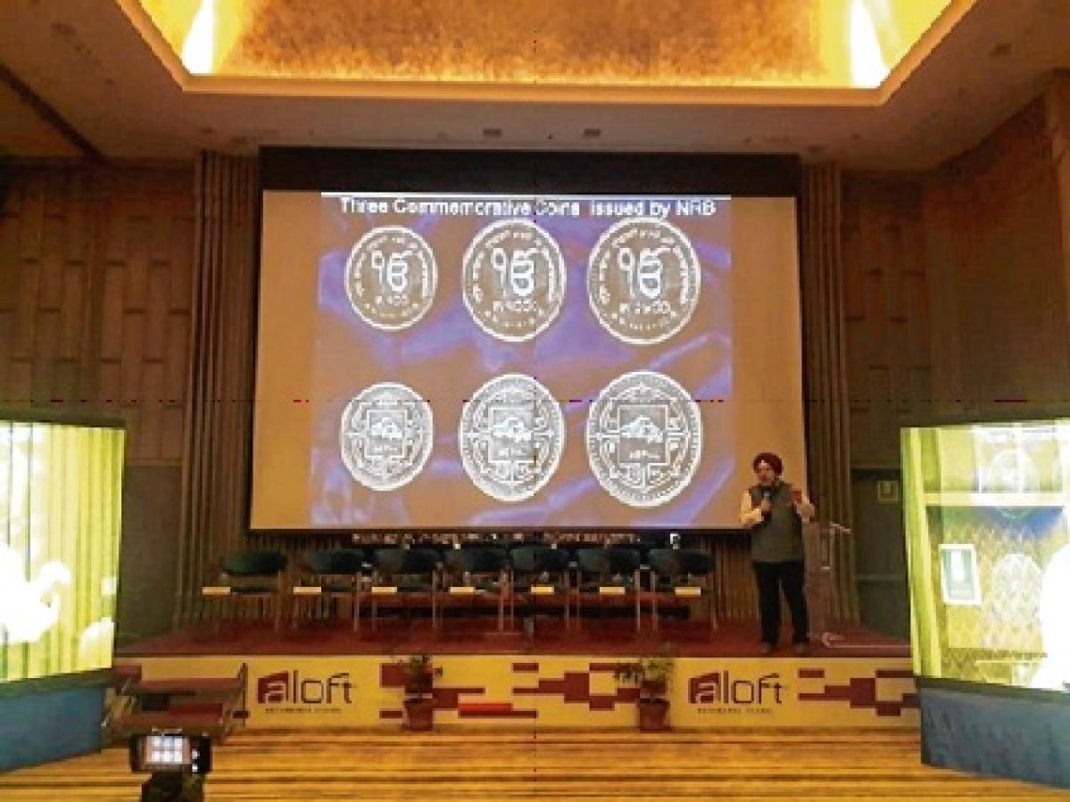 Nepal Central Bank releases 3 coins to mark Guru Nanak's 550th birth anniversary