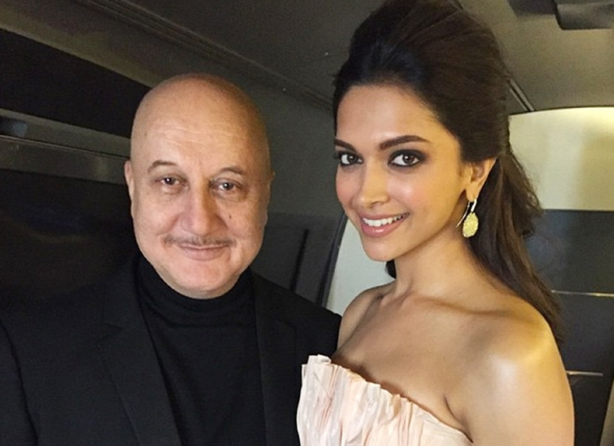 Flashback Friday: When Anupam Kher made 'perfectionist' Deepika Padukone cry