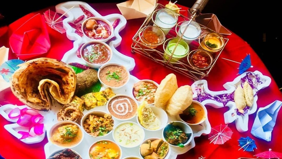 Delhi restaurant serves a special 'Article 370' thali celebrating Kashmiri flavours