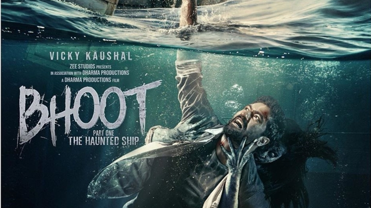 Vicky Kaushal starrer 'Bhoot Part One: The Haunted Ship's second poster out