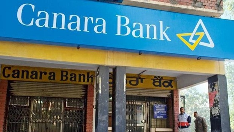 Canara Bank stocks fall hits 52-week low after announcement of merger deal with Syndicate Bank