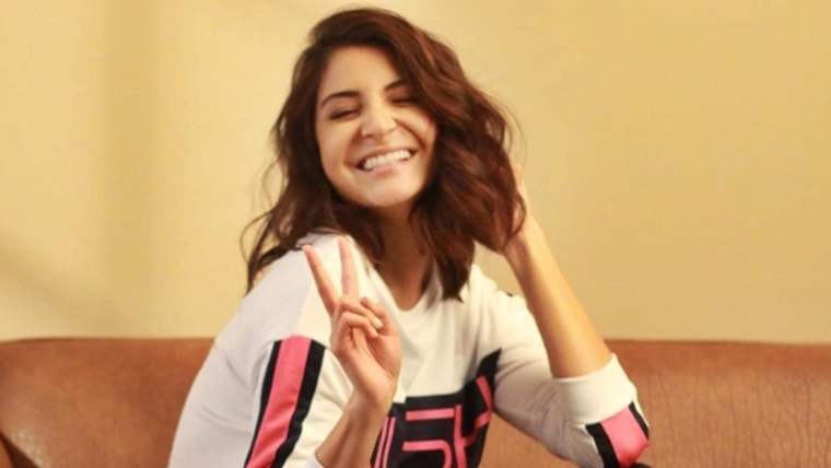 Watch Anushka Sharma fight mid-week blues as she struggles to 'not yawn' at work